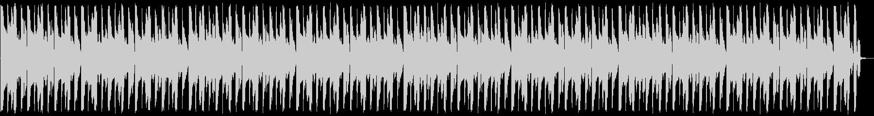 ゆったりとしたテクノ_No603_5の未再生の波形