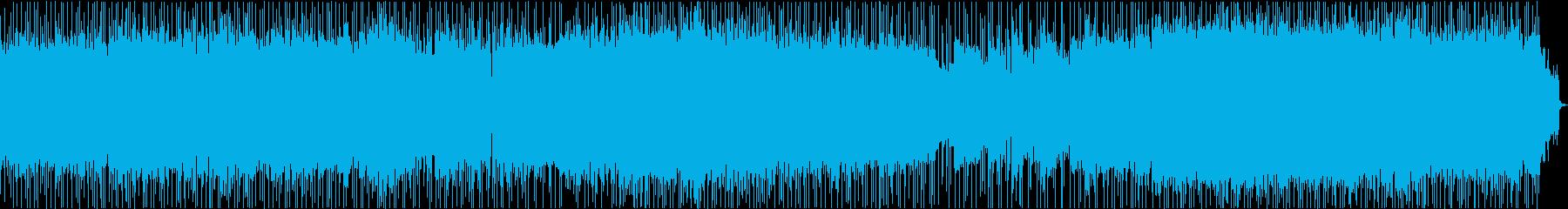 これぞ誰もが描くハードロック!Gt生演奏の再生済みの波形