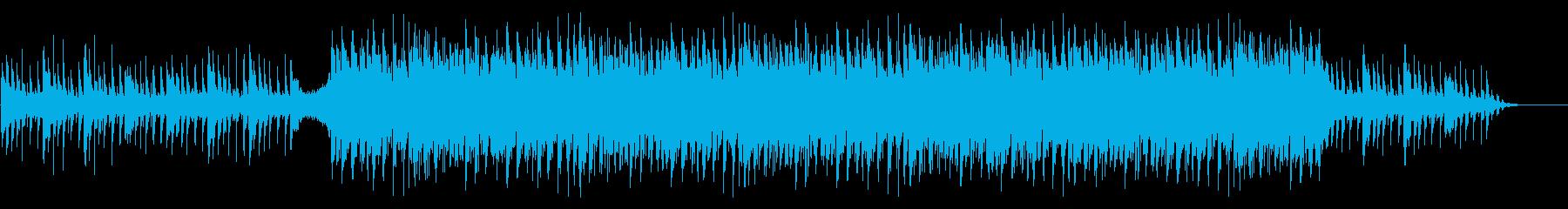 晴れやかポジティブ企業VP会社紹介系1分の再生済みの波形