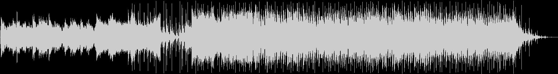 動画BGM用の小曲(切ない、哀愁)の未再生の波形