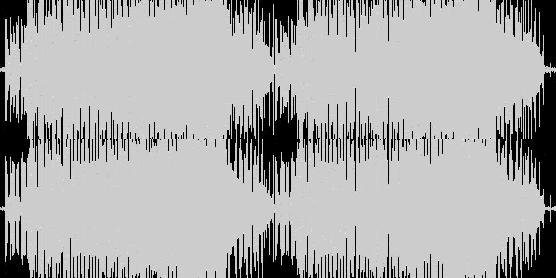 優しく切ないローファイブレイクスの未再生の波形