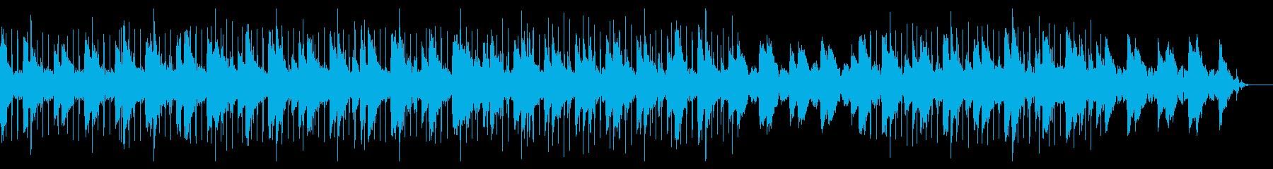 幻想的で切ないチルアウト・Lo-fiの再生済みの波形