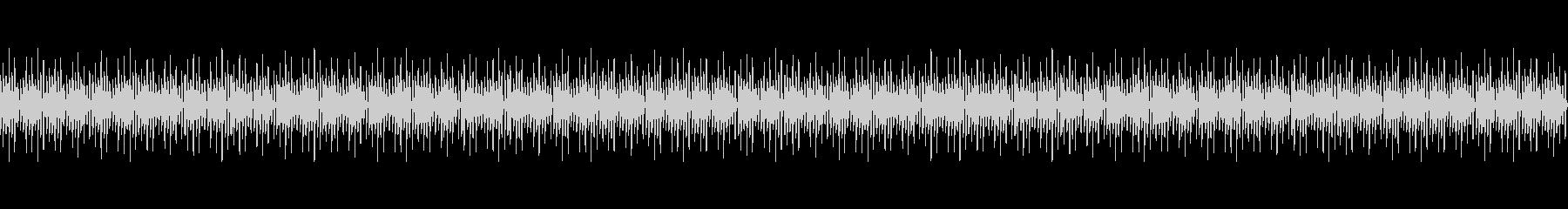 Vtuberの配信 雑談向けBGM(3)の未再生の波形