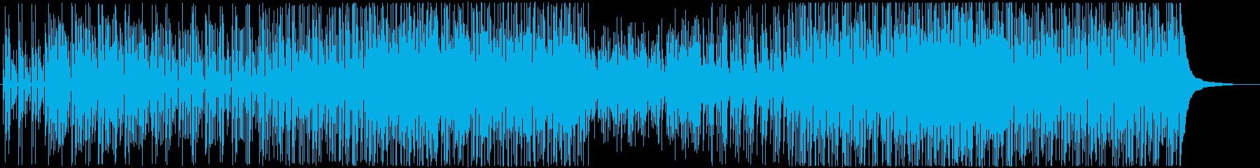 健やか-のどかな口笛ウクレレPOPの再生済みの波形