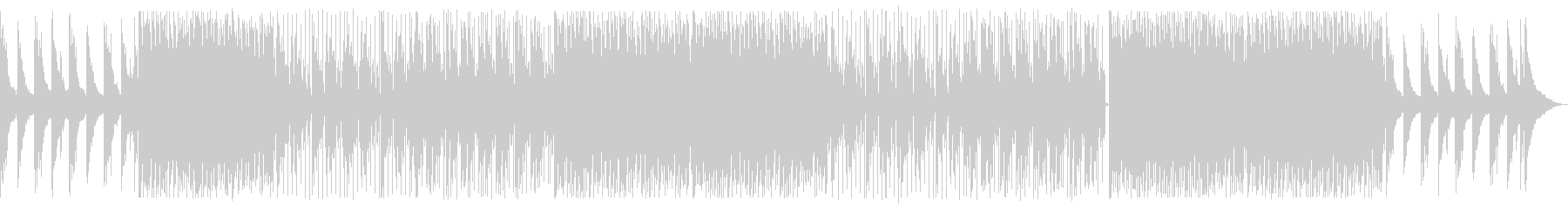 エモーショナルなエレクトロ(メロなし)の未再生の波形