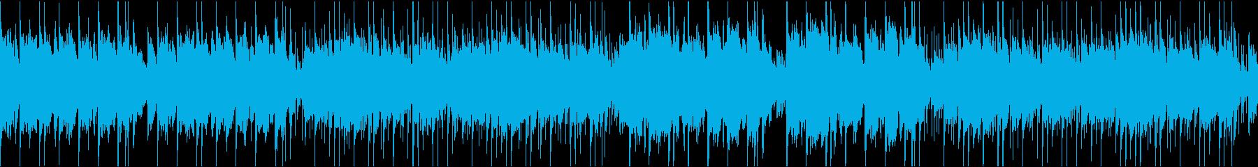 Refreshing violin / loop's reproduced waveform