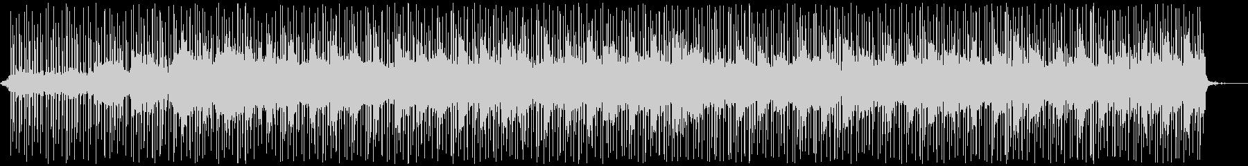 幻想的なChillhop/アンビエント系の未再生の波形