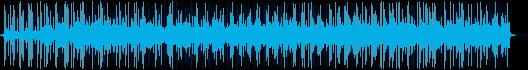 幻想的なChillhop/アンビエント系の再生済みの波形