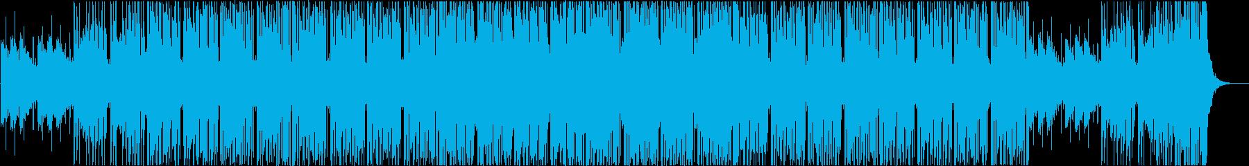 おだやか/シンプルの再生済みの波形