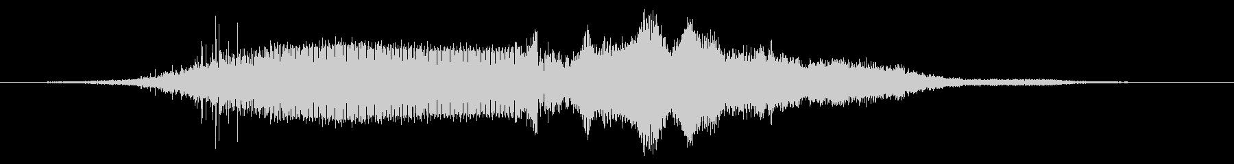 フェラーリ308:Ext:ショート...の未再生の波形