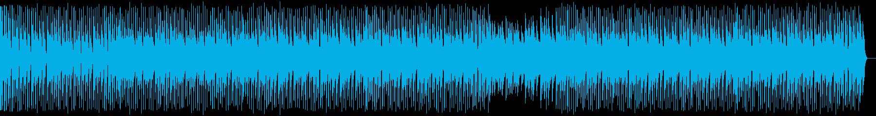 きらびやかなファンクディスコ_612_6の再生済みの波形