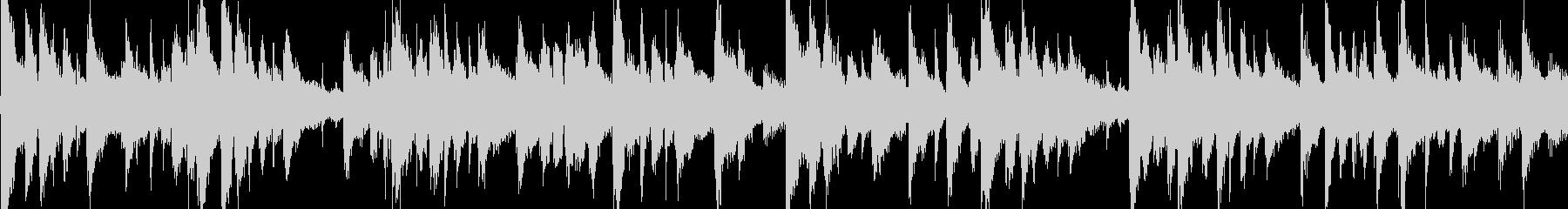 ゆっくりとしたグルーヴィーなラテン...の未再生の波形