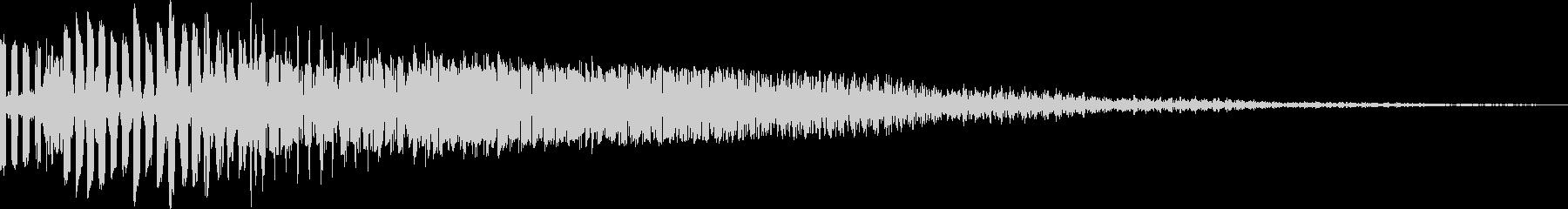 AMGアナログFX26の未再生の波形