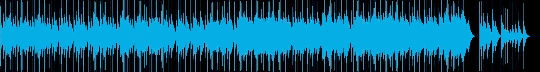 【オルゴール】クリスマス曲We wishの再生済みの波形