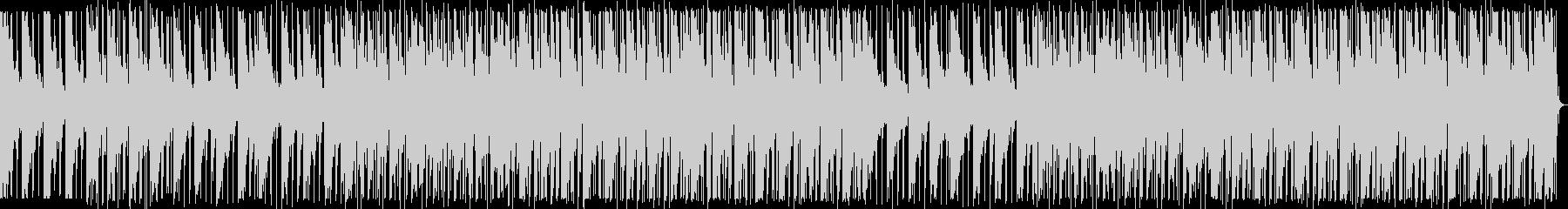とろけそうなハウス_No641_6の未再生の波形