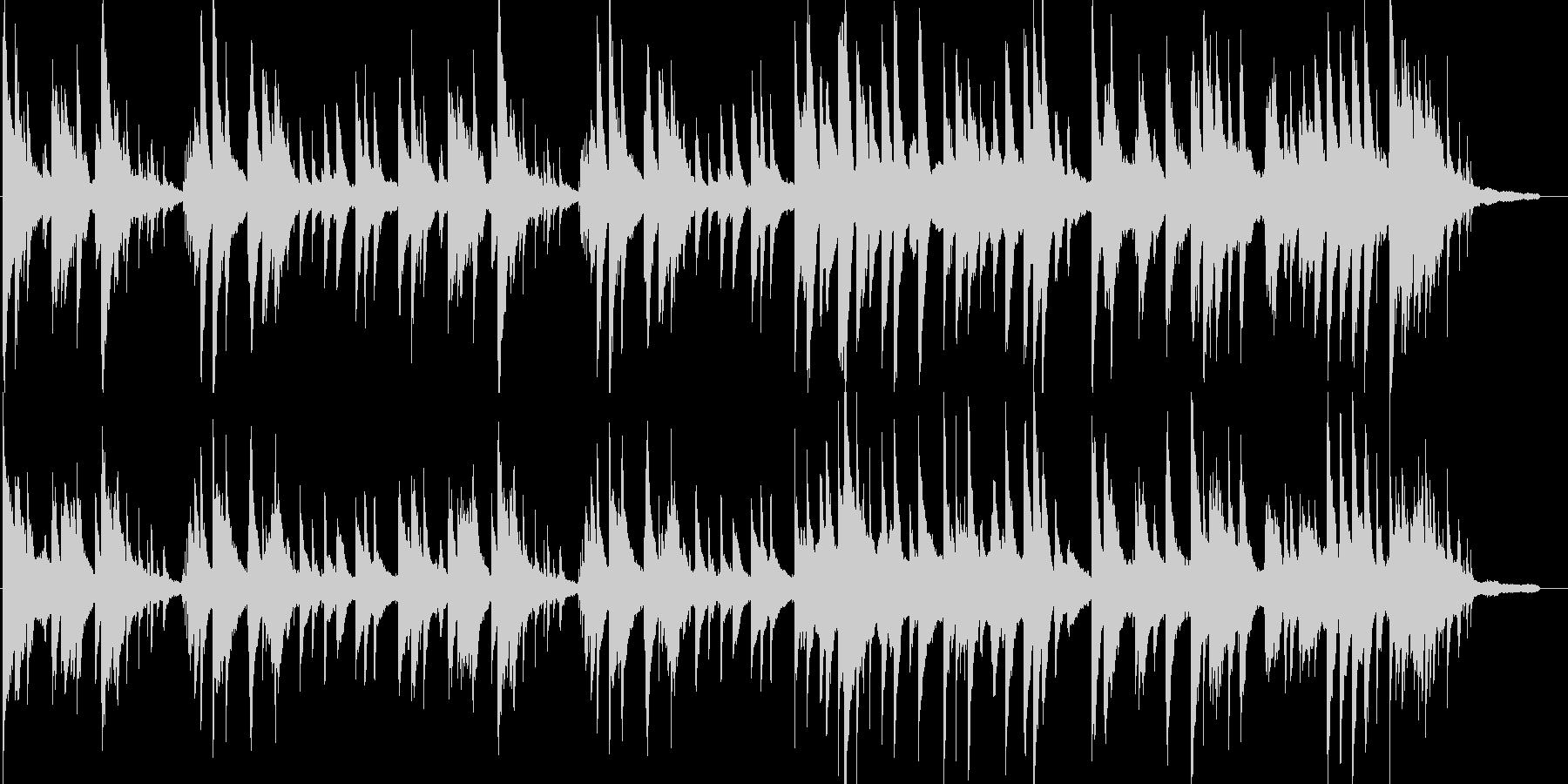透明感・幻想的・ピアノ・イベント・映像の未再生の波形