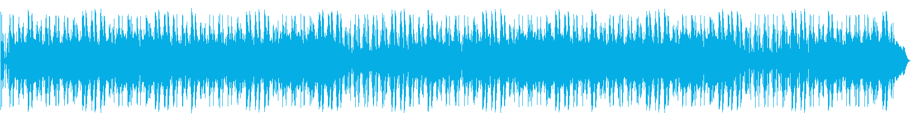 アルトサックス、フルート、ハンドパ...の再生済みの波形