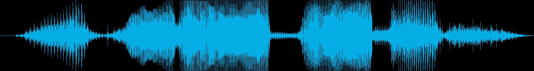 レギュラーボーナス!の再生済みの波形