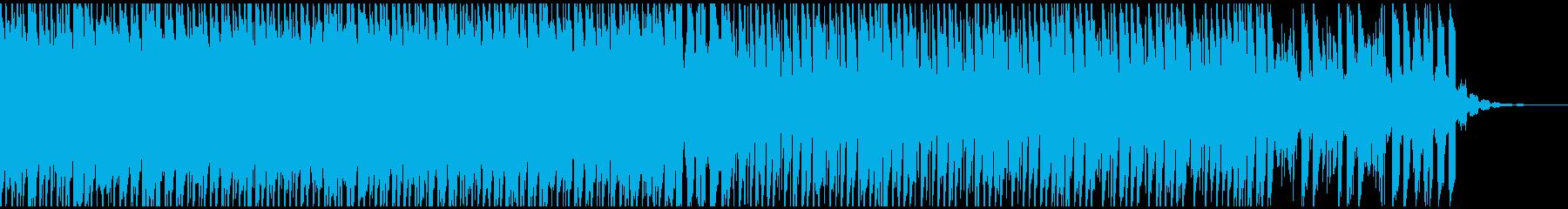 フィットネスモチベーション(60秒)の再生済みの波形