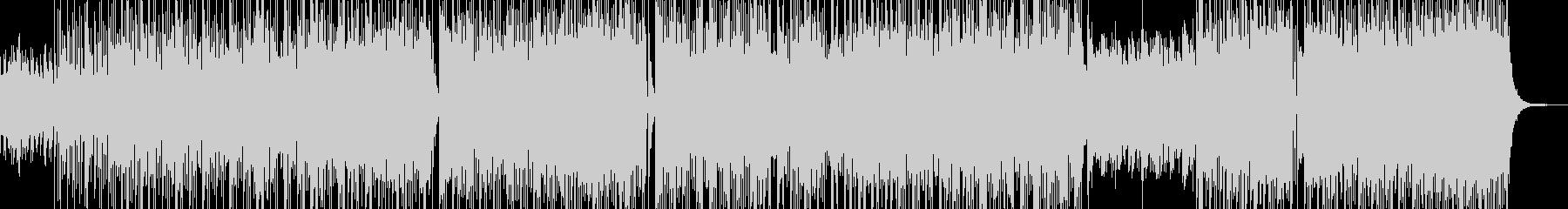 異国の旅・バグパイプポップ Cの未再生の波形