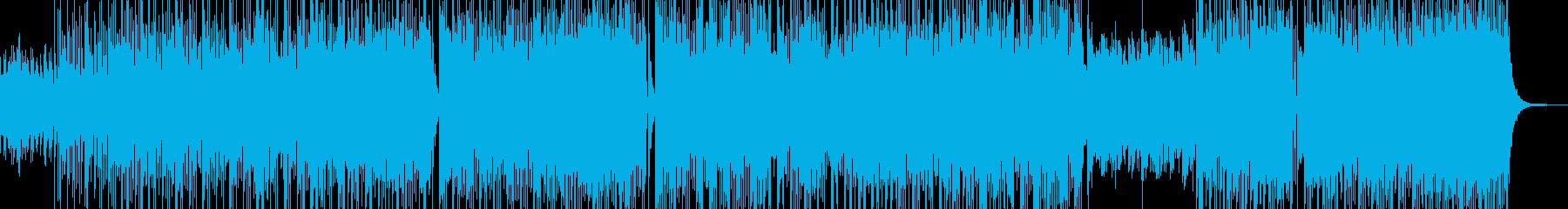 異国の旅・バグパイプポップ Cの再生済みの波形