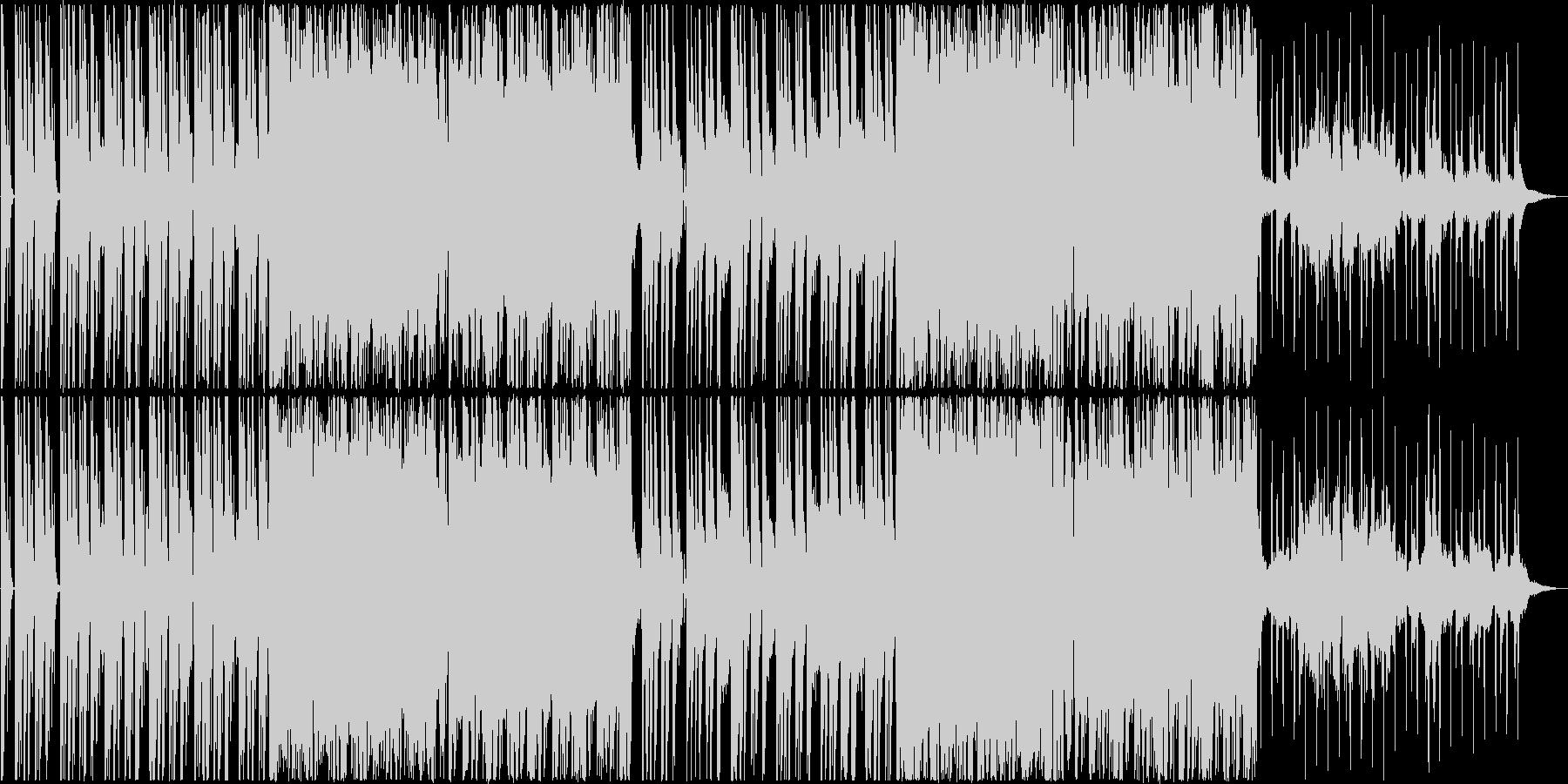 【日本語/女Vo/ダンス】Codeの未再生の波形