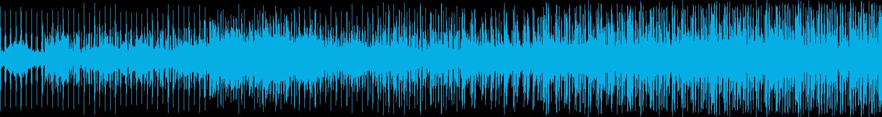 エアリアル アクション 技術的な ...の再生済みの波形