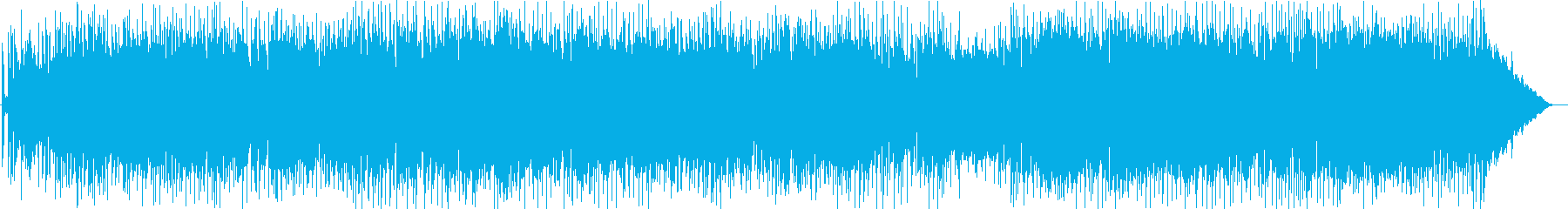 ルピナスの再生済みの波形