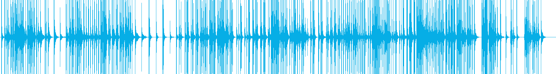 三味線115連獅子8風に歌舞伎生音和風親の再生済みの波形