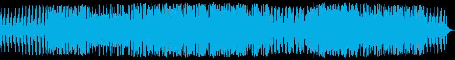 テクノ。攻撃。ボーカルサンプル。悪の。の再生済みの波形