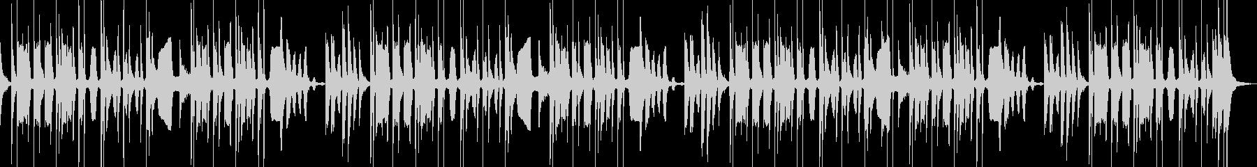 おとぼけ・まぬけBGMの未再生の波形