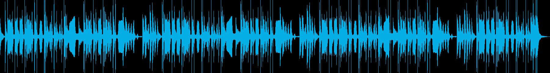 おとぼけ・まぬけBGMの再生済みの波形