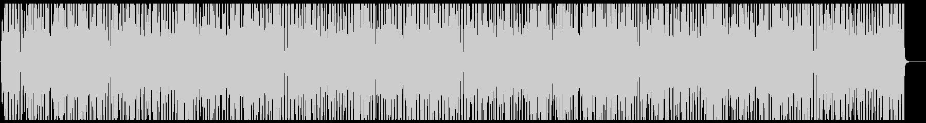 フォークダンスの定番、オクラホマミキサーの未再生の波形