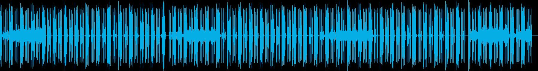 トラップ ヒップホップ 神経質 ス...の再生済みの波形