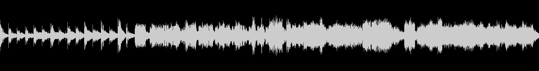 【ループ】クラリネットと鉄琴のヒーリングの未再生の波形