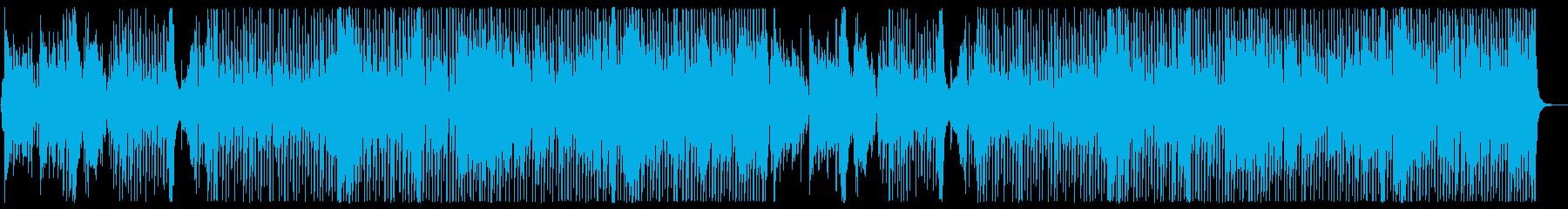 美しく青きドナウ  POP remixの再生済みの波形