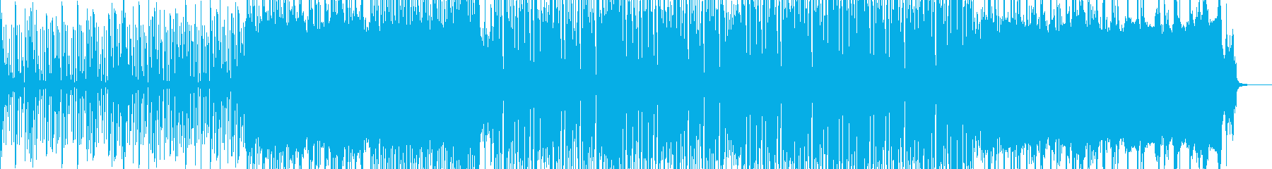 Fashionable 2step's reproduced waveform