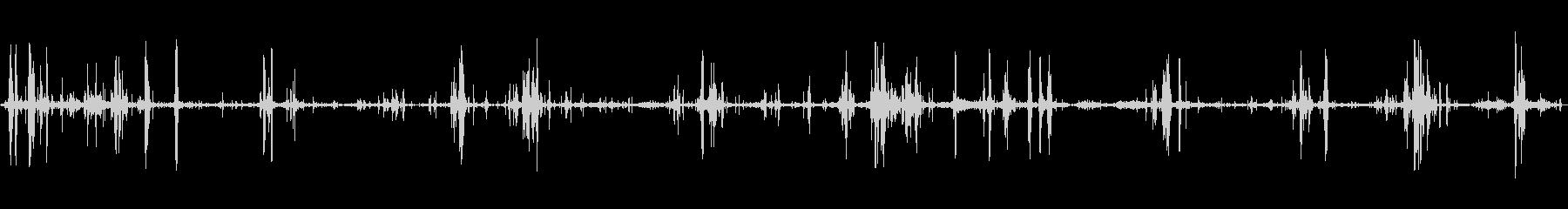 ウォーキングレザークリーク、キージ...の未再生の波形