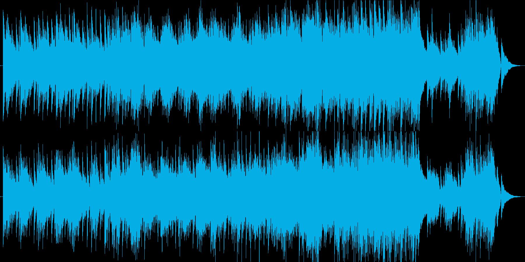 現代的 交響曲 コーポレート ロマ...の再生済みの波形
