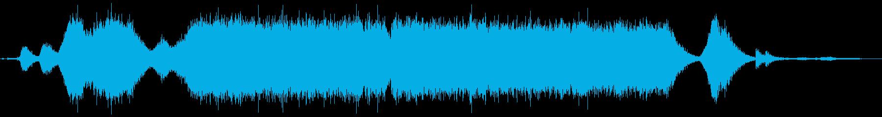 AXE、BROAD AXE、ELE...の再生済みの波形