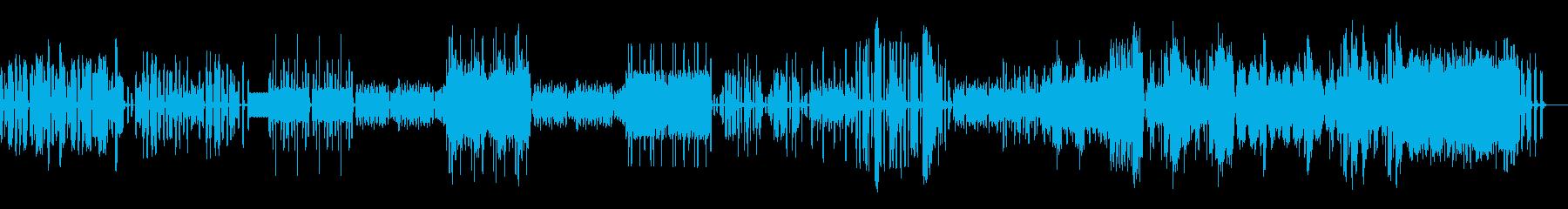 【リコーダー】アルルの女〜ファランドールの再生済みの波形
