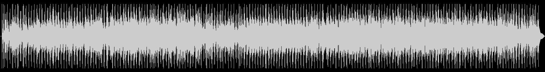 ピアノ主体ジャズ調のムード曲ですの未再生の波形