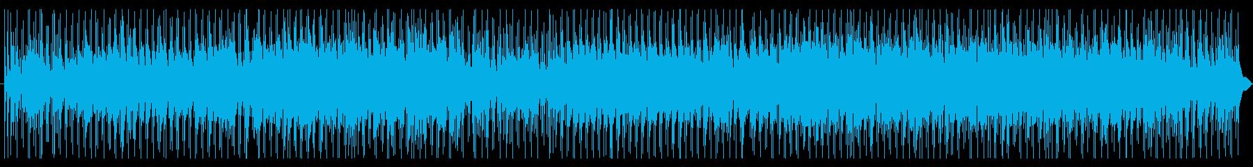 ピアノ主体ジャズ調のムード曲ですの再生済みの波形