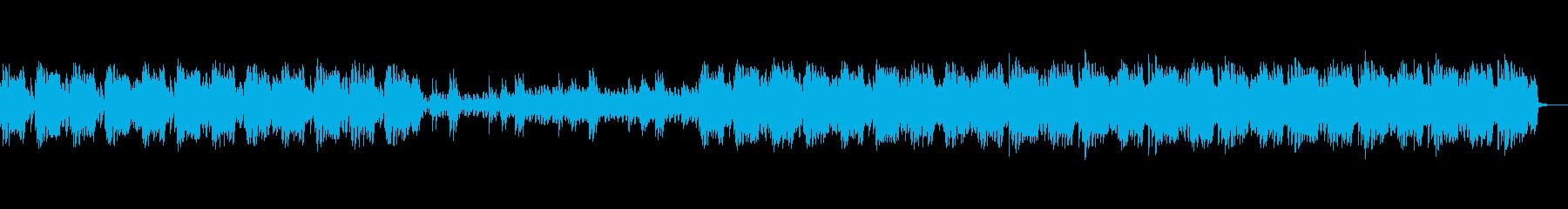 ヒーリング オーガニック1の再生済みの波形