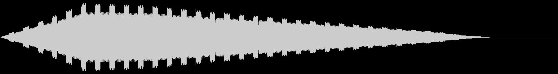 パララ(エラー/警告/出現/レトロ/GBの未再生の波形