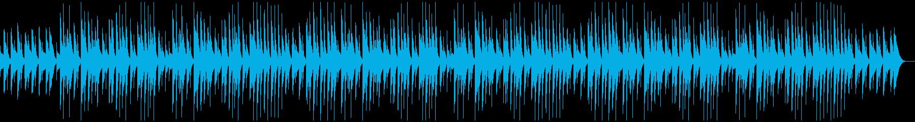かわいい、木琴、YouTubeの再生済みの波形