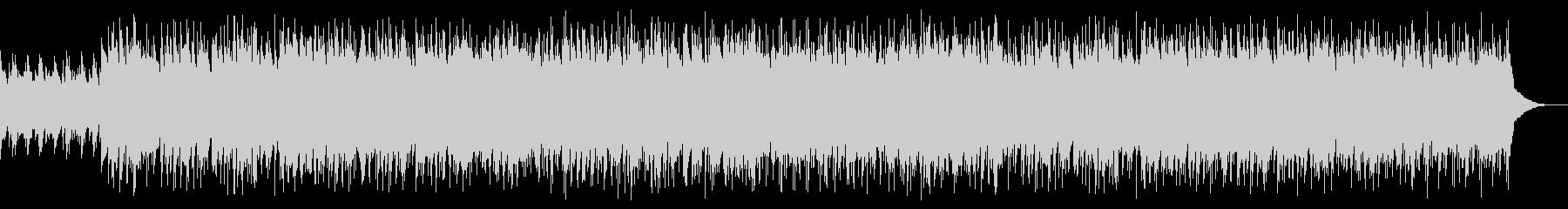 ボサノバ ジャズ ピアノ ナイロンギターの未再生の波形