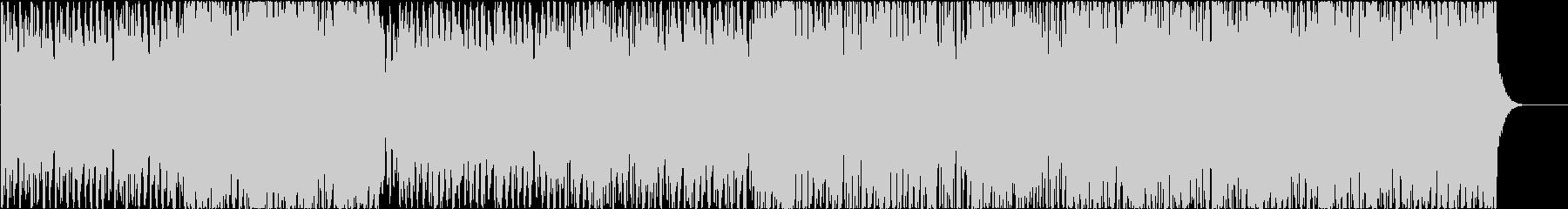 おしゃれなピアノハウス【切ないメロディ】の未再生の波形
