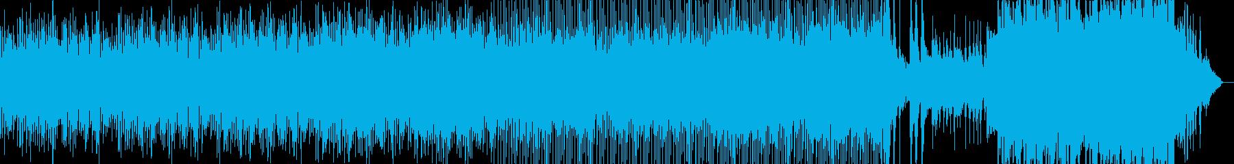 美しいオーケストラ。の再生済みの波形