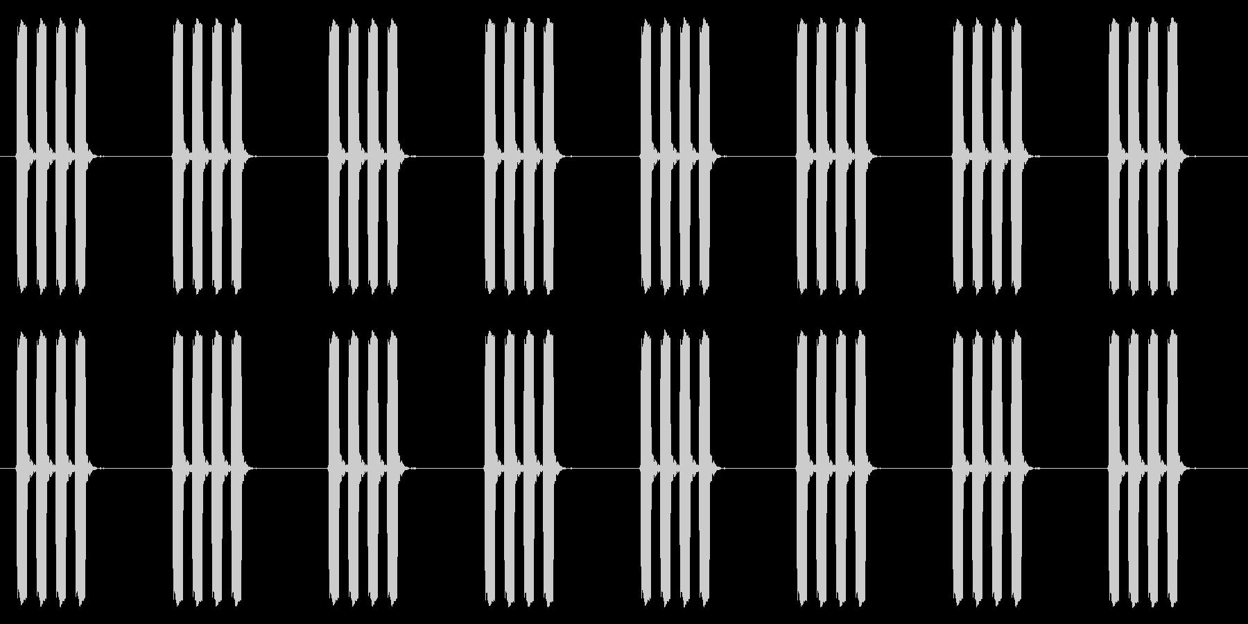 時計 アラーム03-01(ループ)の未再生の波形